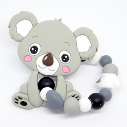 Greifling Koala Graustufen